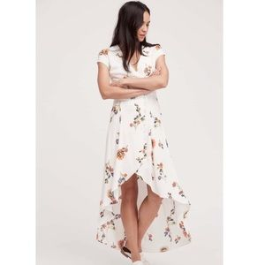 Free People Lost In Your Midi Dress
